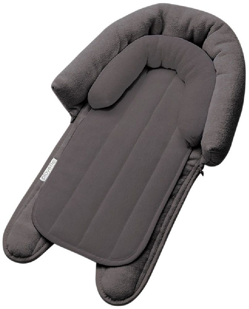 Playette 2 in 1 Head Support Grey image 0