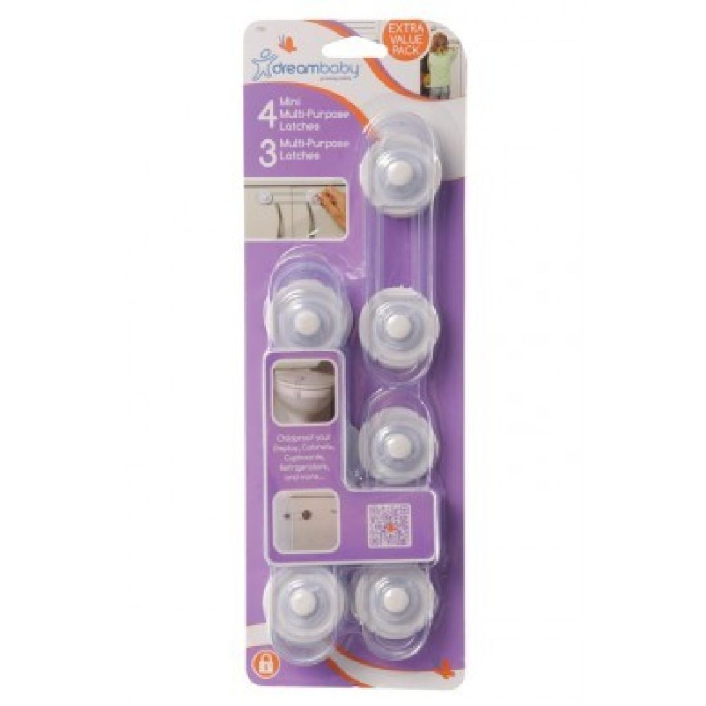 Dreambaby Latch Extra Value Pack image 0