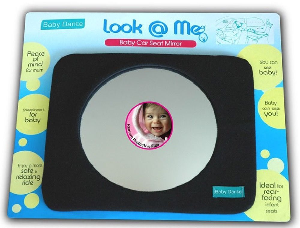 Baby Dante Car Seat Mirror image 0
