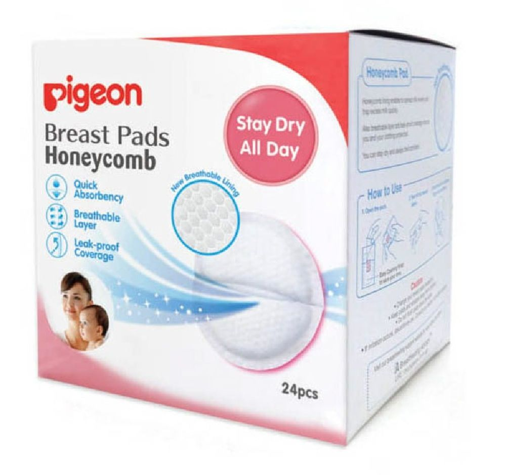 Pigeon Breast Pads - 24 Pack image 0