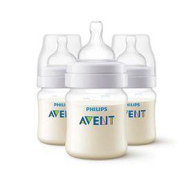 Avent Anti Colic Bottle - 125ml - 3 Pack