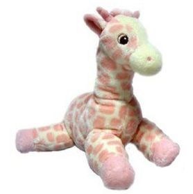 Korimco Twinkles Giraffe Pink