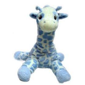 Korimco Twinkles Giraffe Blue