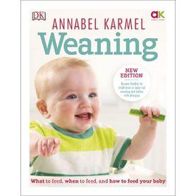Annabel Karmel Weaning Parent Book