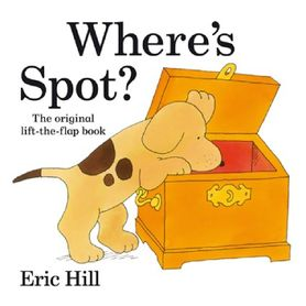 Wheres Spot Childrens Book
