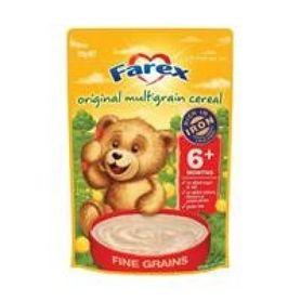Farex Original Multigrain Cerel 125g 6-9 Months