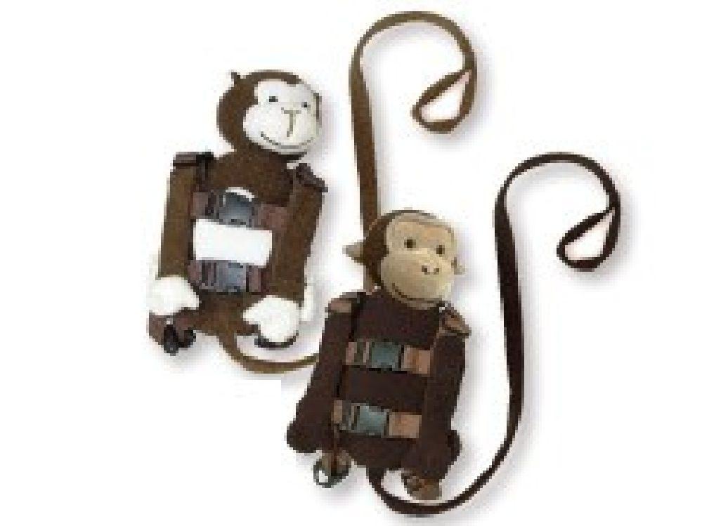 Playette Harness Buddy Monkey Assorted