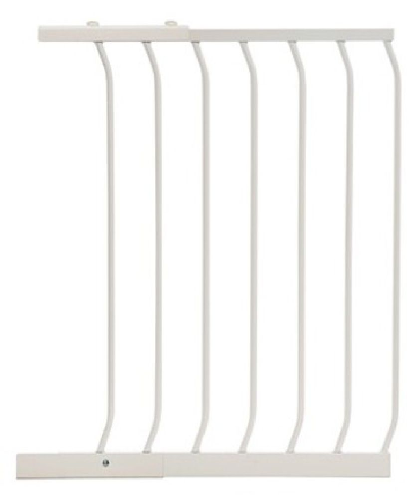 Dreambaby Chelsea Gate Extension 54cm White