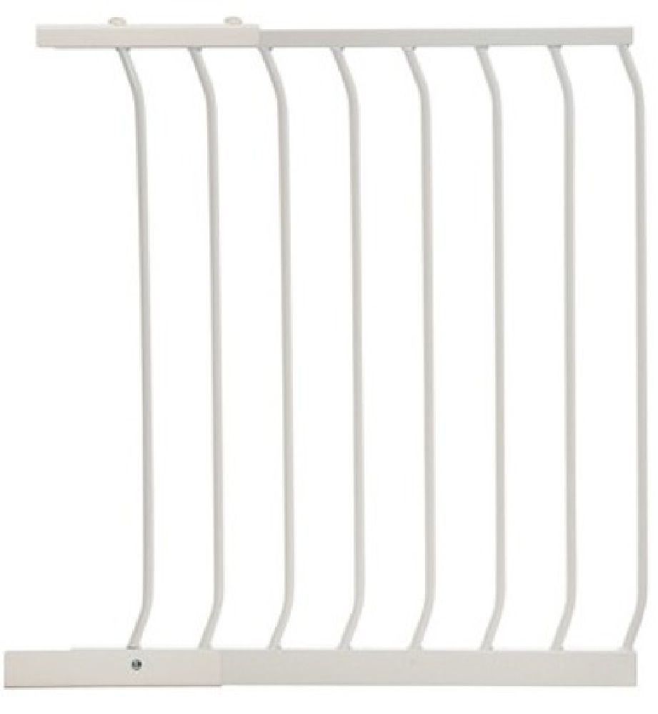 Dreambaby Chelsea Gate Extension 63cm White