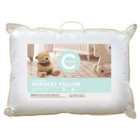 Crestell Nursery Pillow Traditional Style Cot Size