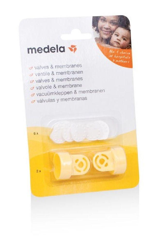 Medela Valve & Membrane for Breast Pump image 0
