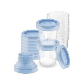 Avent Breast Milk Storage Cups - 10 Pack