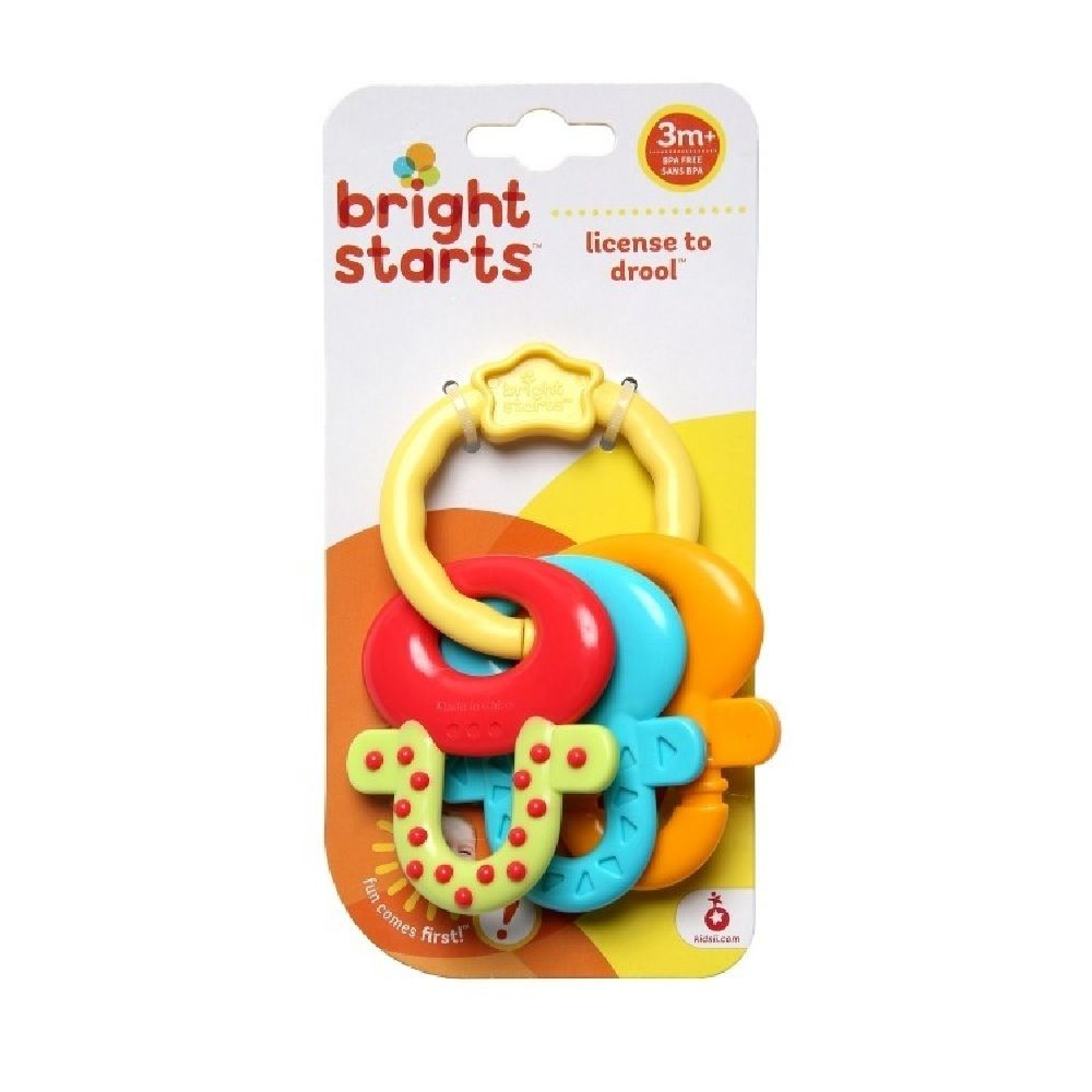 Bright Starts License to Drool Teether image 0