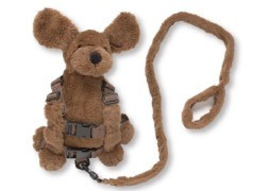 Playette Harness Buddy Fluffy Puppy image 0