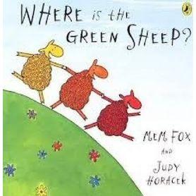 Wheres Green Sheep Bpaperback
