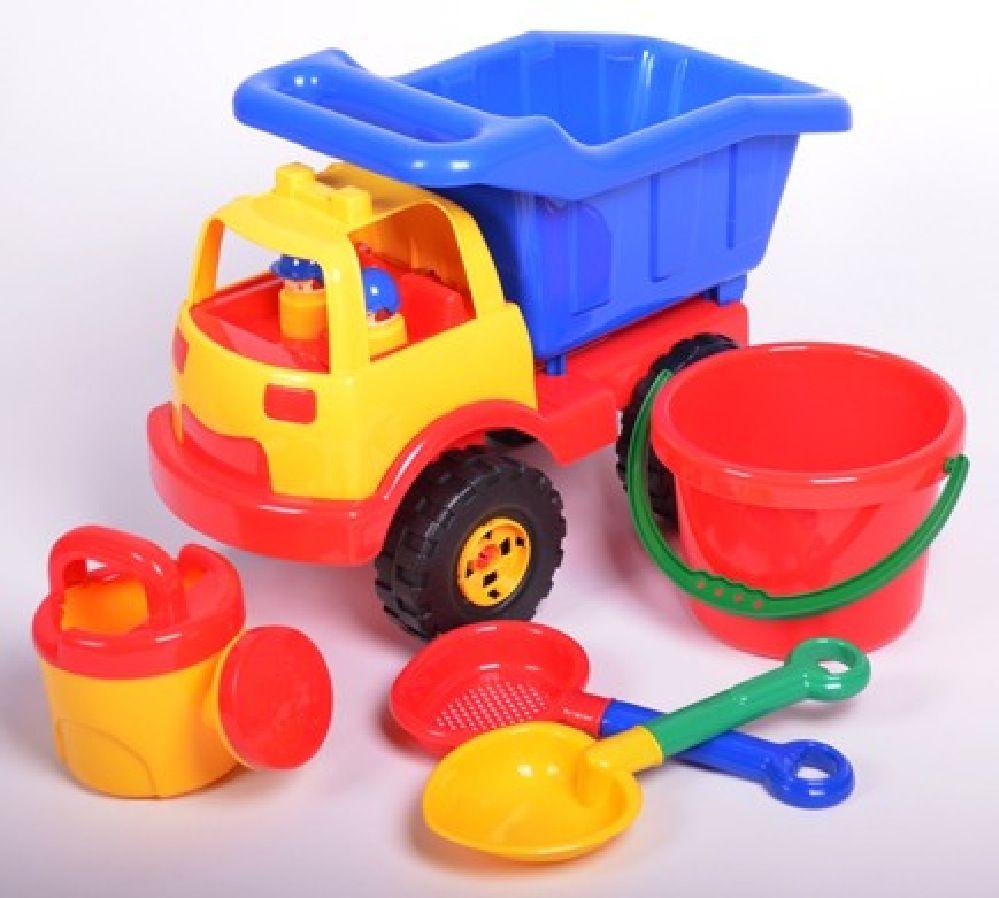 Beach Truck Play Set