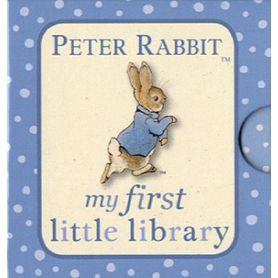 book Peter Rabbit My First Little Librar