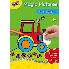 Galt Magic Picture Farmyard