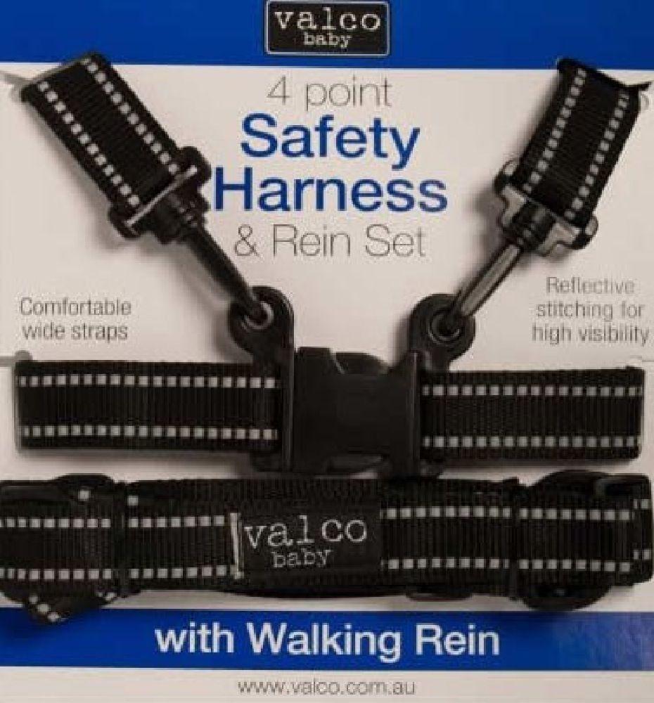 Veebee Harness & Rein Set 4 Point