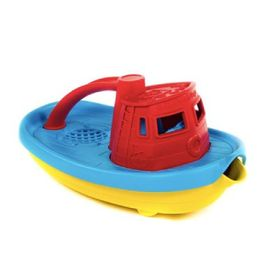 Green Toys Tugboat Assorted