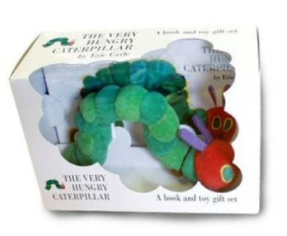 Tvh Caterpillar Toy & Box image 0