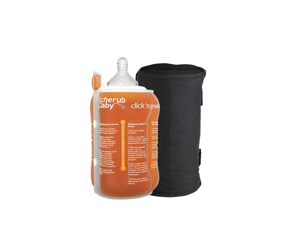Cherub Baby Portable Bottle & Pouch Warmer Click N Go image 0