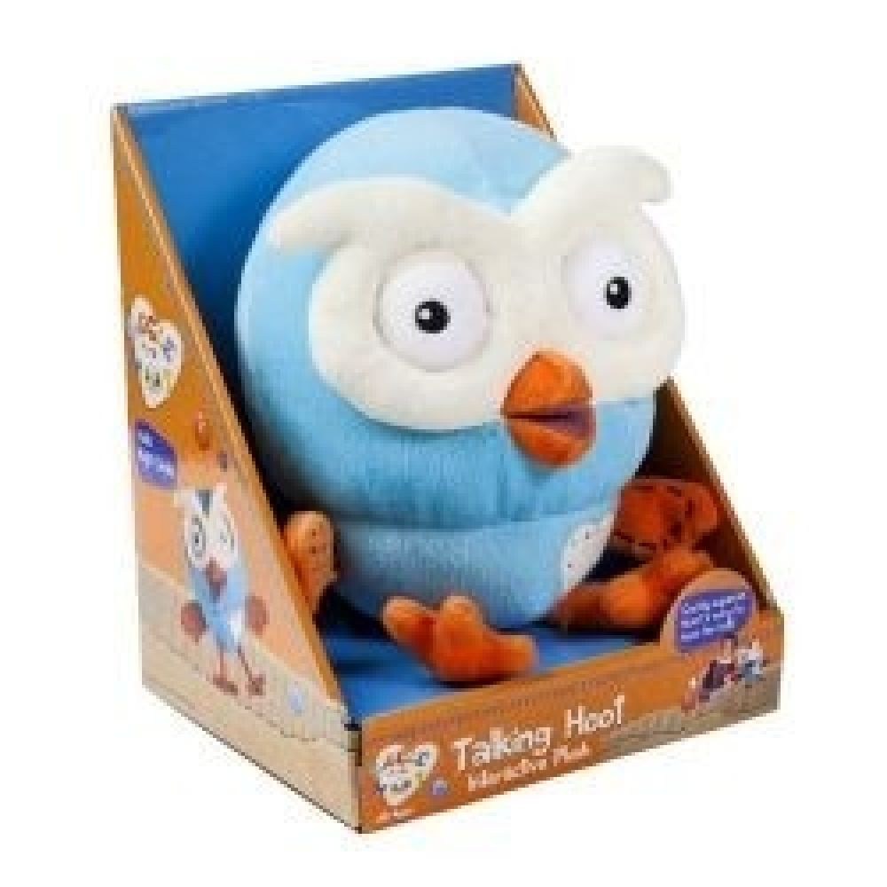 Giggle And Hoot Talking Hoot 17cm image 0
