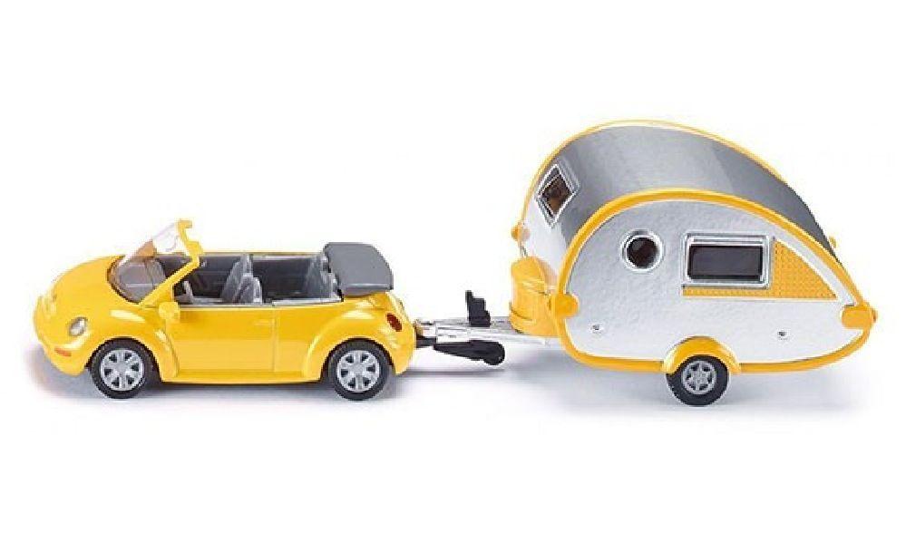 Siku Car with Caravan image 0