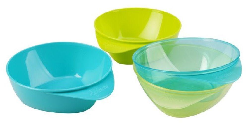 Tommee Tippee Easy Scoop Bowl - 4 Pack