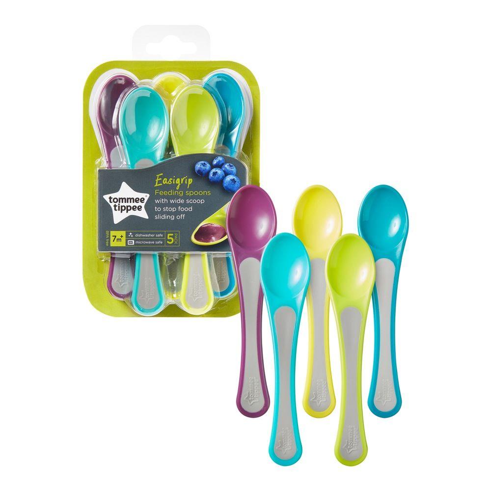 Tommee Tippee Feeding Spoon - 5 Pack image 1