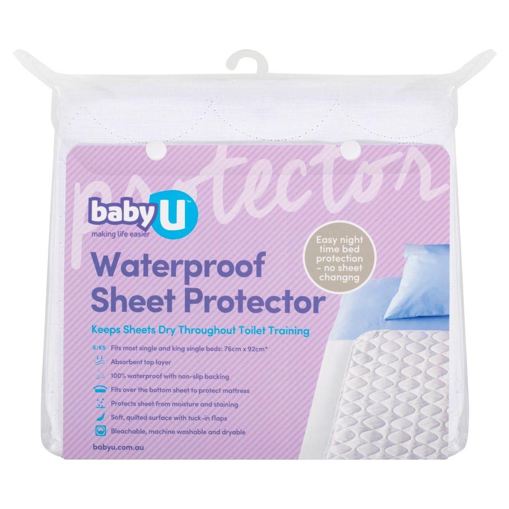 Baby U Waterproof Sheet Protector image 0