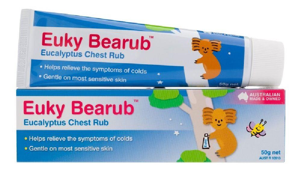 Euky Bear Rub 50g