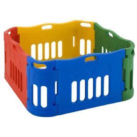 Jolly Kidz Versatile Plastic Playpen