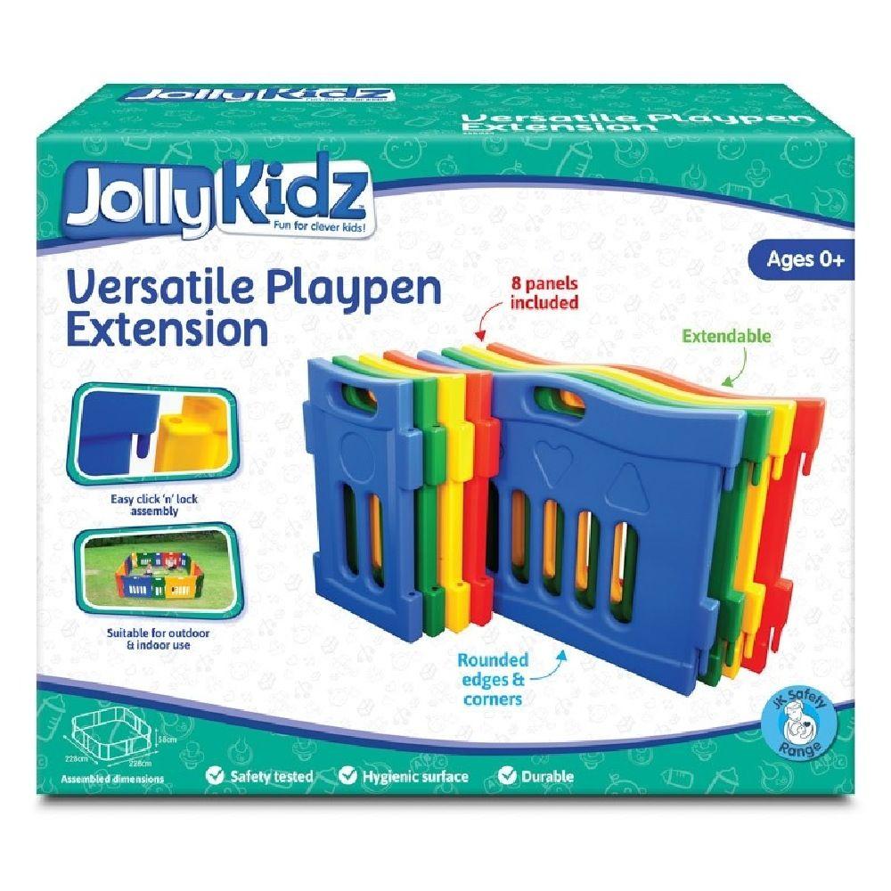 Jolly Kidz Playpen Extensions Set