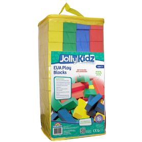 Jolly Kidz 40 EVA Playblocks