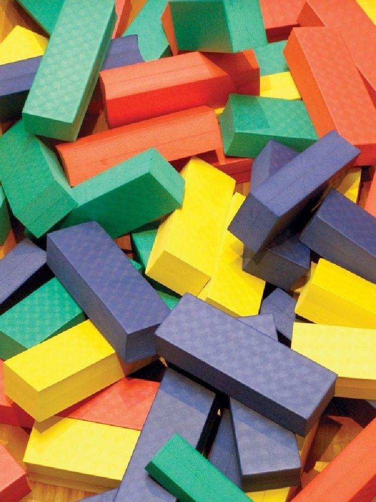 Jolly Kidz 40 EVA Playblocks image 1