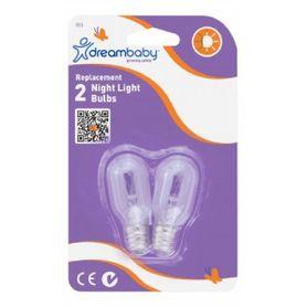 Dreambaby Replacement Night Light Bulbs 2pk