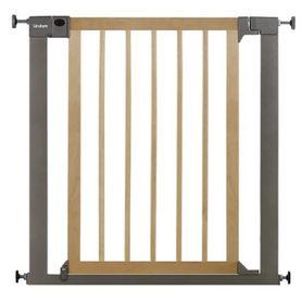 Lindam Sure Shut Deco Safety Gate Wood / Metal