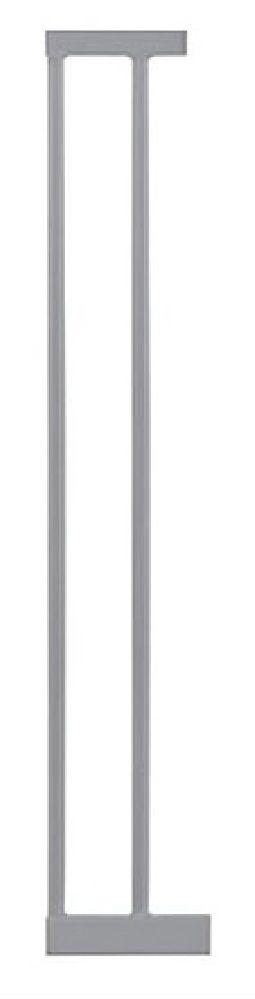 Lindam Gate Extension Silver 14cm image 0