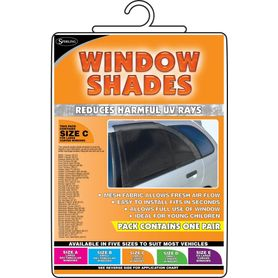 Sperling Window Shade Size C