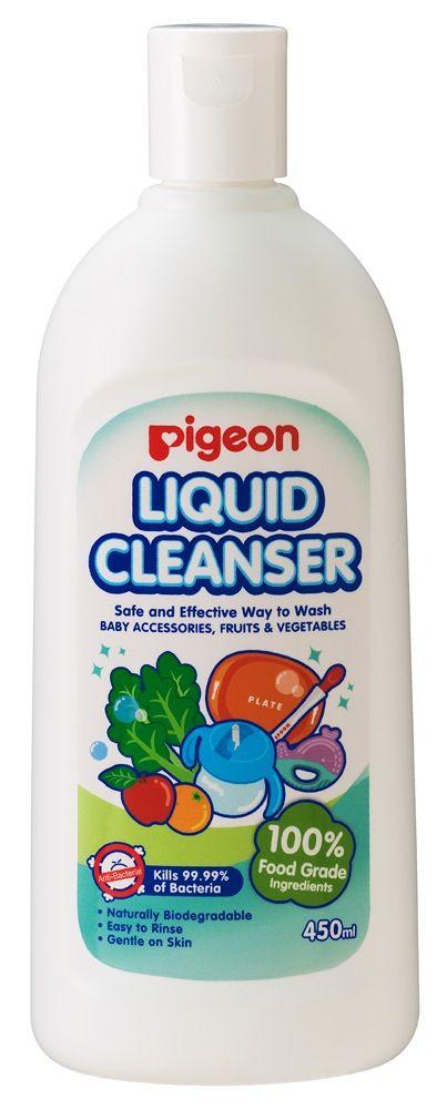 Pigeon Bottle Liquid Cleanser - 450ml