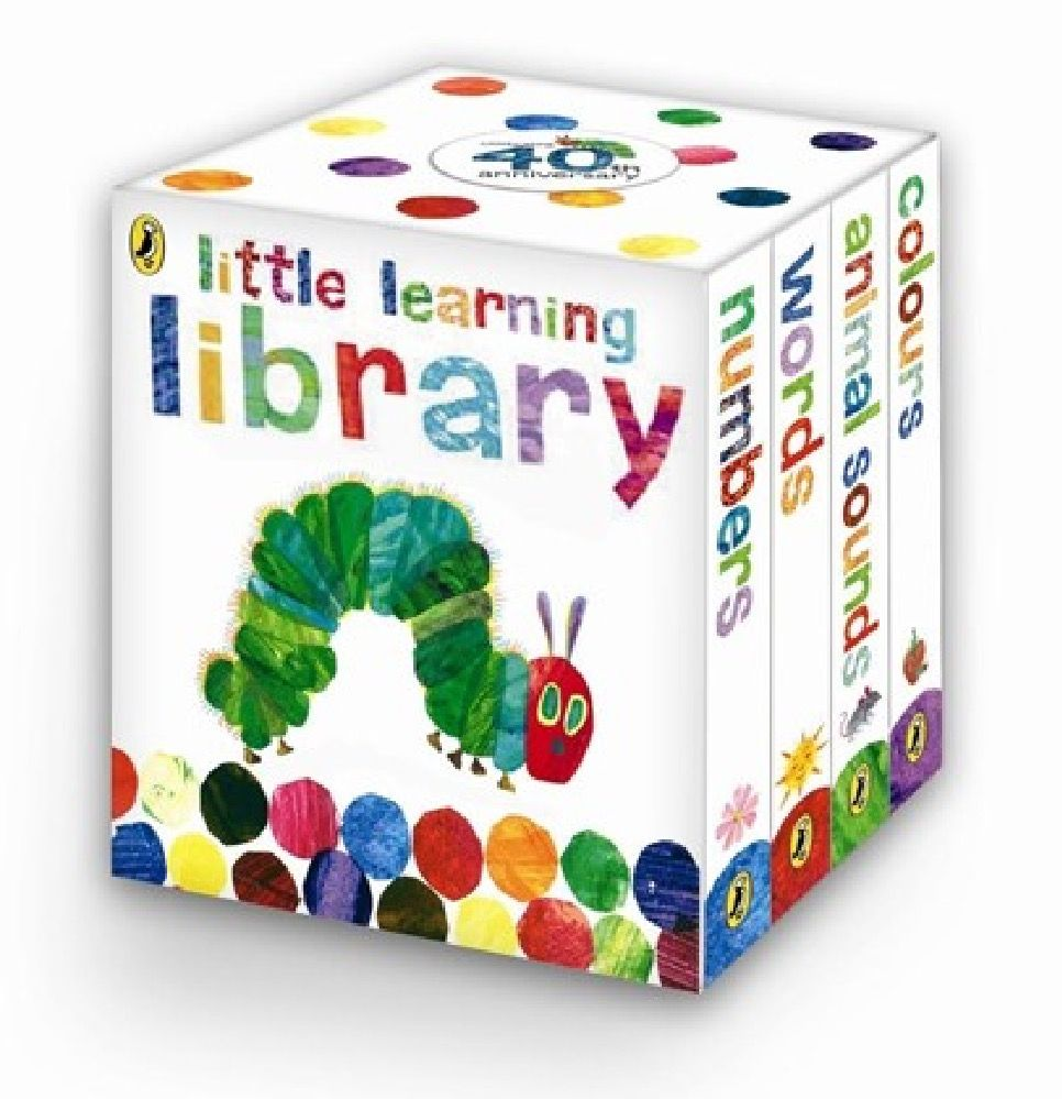 Very Hungry Caterpillar Learning Library image 0