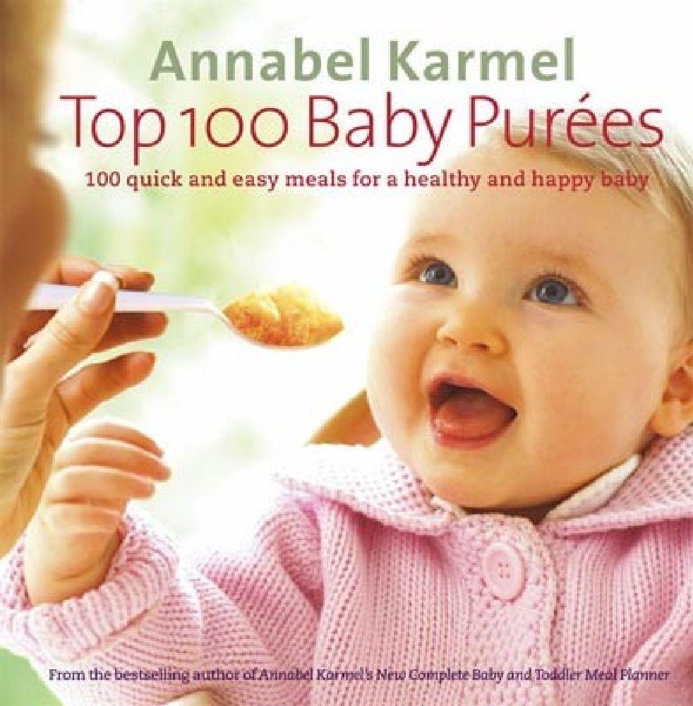 Annabel Karmel Top 100 Baby Puress image 0