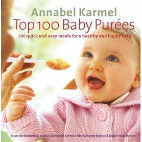 Annabel Karmel Top 100 Baby Puress