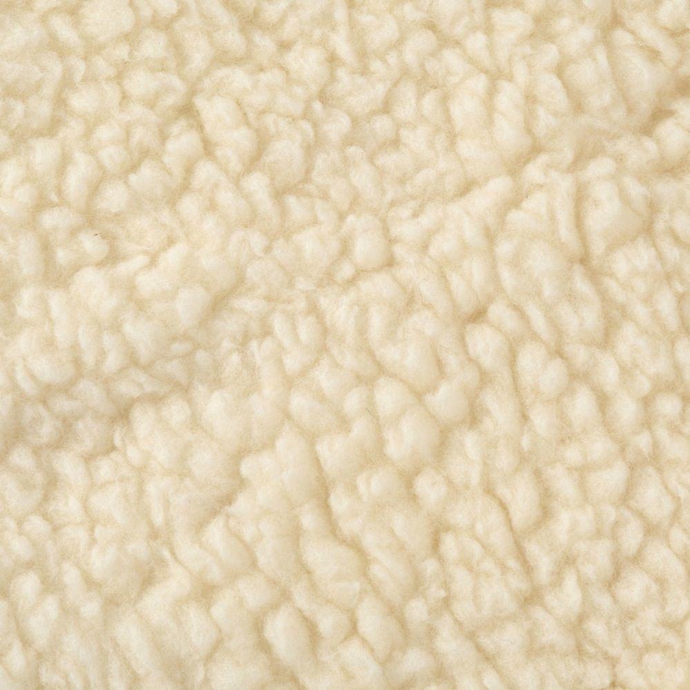Babyrest Lambswool Underlay Cot Standard image 4