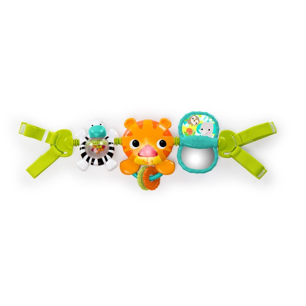 Bright Starts Take Along Carrier Toy Bar image 0