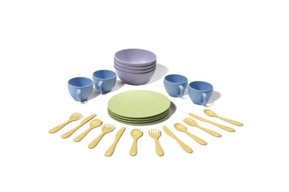 Green Toys Dish Set 24pc