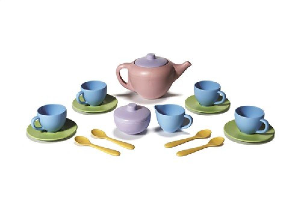 Green Toys Tea Set 17pc