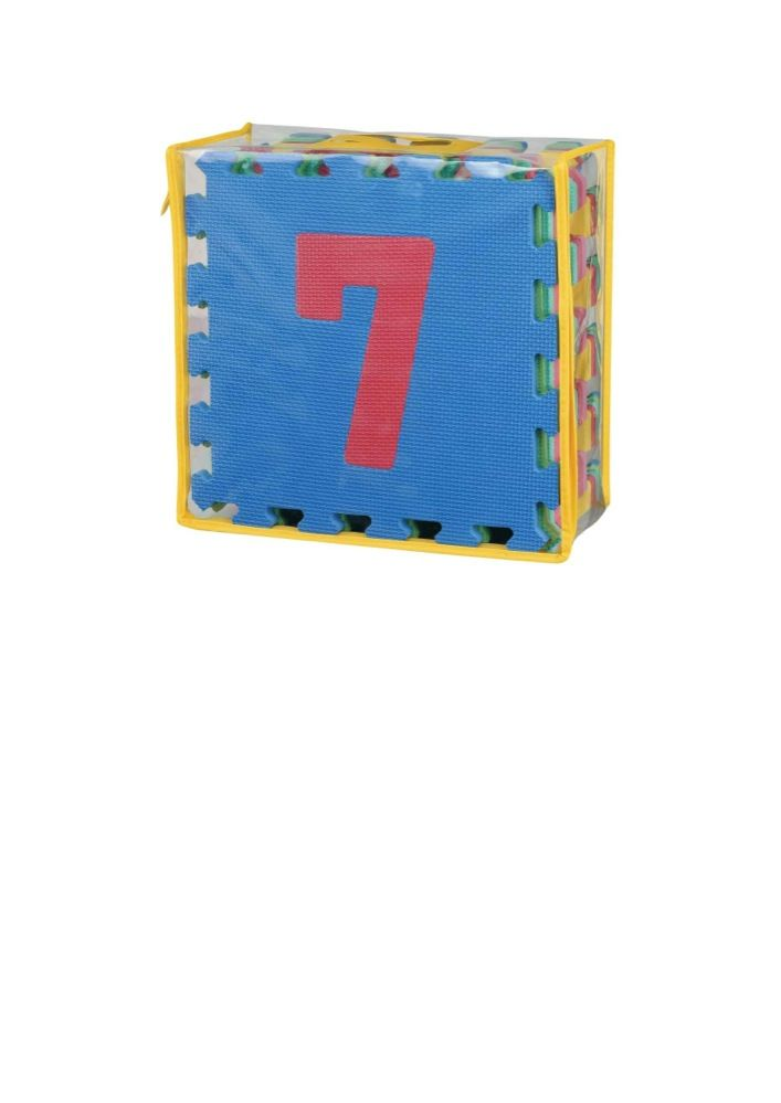 Foam Mats Number Puzzle 10 Piece image 1