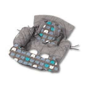 Playette Shopping Trolley Cover Elephant